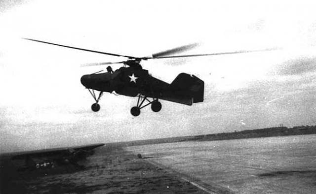 AGUSTAWESTLAND LYNX 545527Flettner_282_airborne