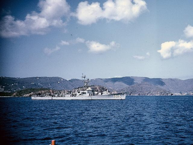 USN DESTROYERS D'ESCORTE CLASSE DEALEY 54802USS_Hammerberg