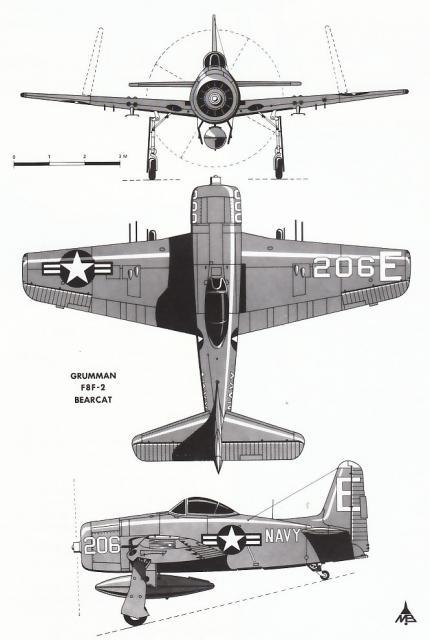 GRUMMAN F8F BEARCAT 556943Grumman_F8F_2_Bearcat_3