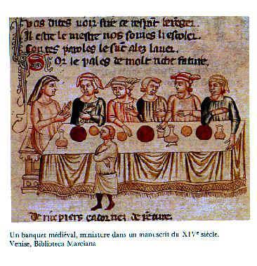 (10 novembre 1457 à...) 562504Banquet