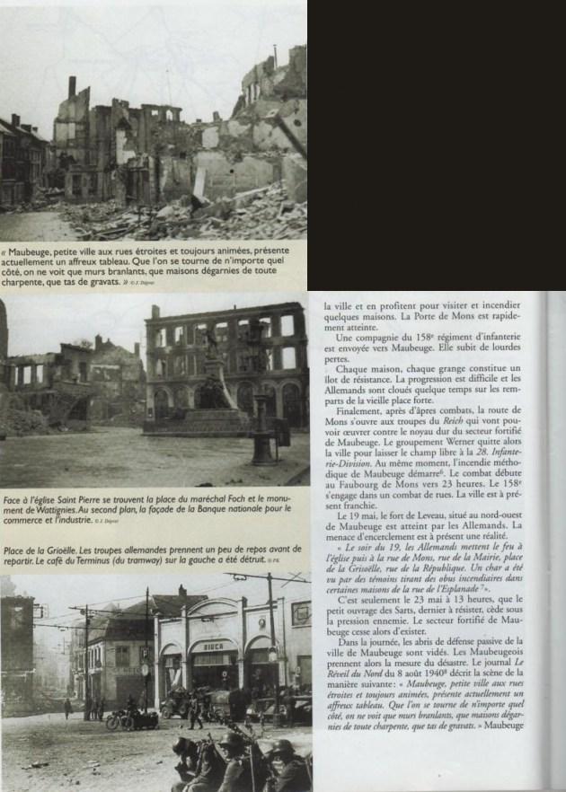 Le second siège de Maubeuge en Mai 1940 5676895