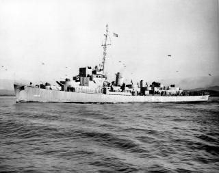 USN DESTROYERS D'ESCORTE CLASSE DEALEY 581855USS_Brenan_Evarts_class