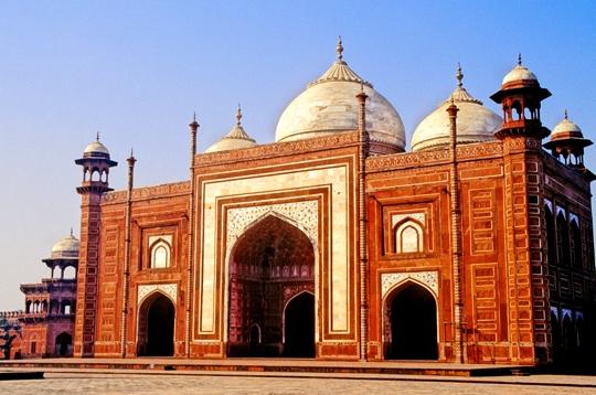 25 des plus belles mosquées du monde 588120inde_280341