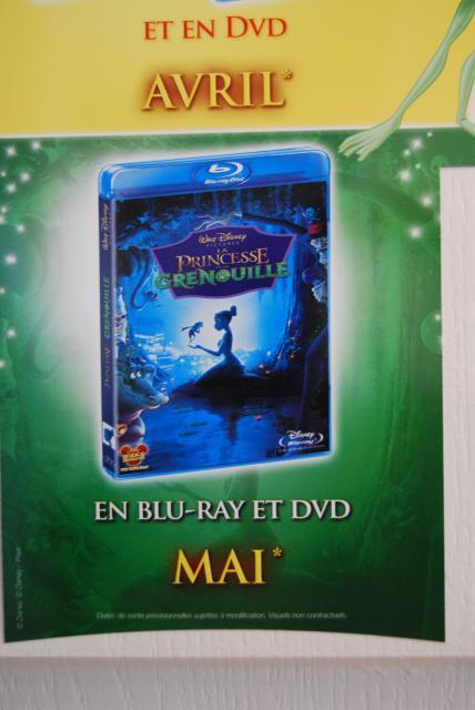[BD + DVD] La Princesse et la Grenouille (27 mai 2010) 58910DSC_0001