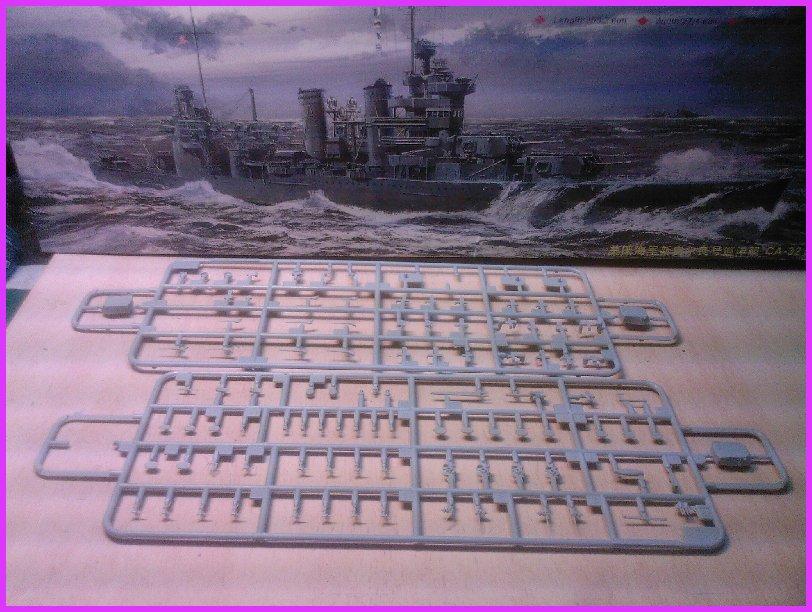 Le croiseur lourd USS New Orleans (CA-32) TRUMPETER au 1/700 591284Uss_new_orleans_CA_32_0_03