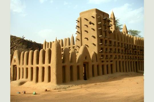 25 des plus belles mosquées du monde 593546mali_280347