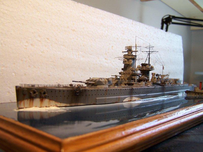 Un petit résumé de mon projet naval Airfix  1/600 5947591002395s
