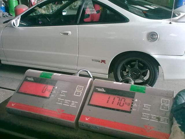 integra  preparation frt motorsport 6039821170kg
