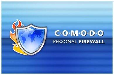 bannière, logo, du firewall Comodo Personal Firewall