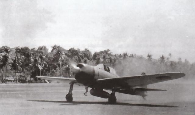 MITSUBISHI A6M ZEKE 617253A6M2_Type_21_Vunakanau