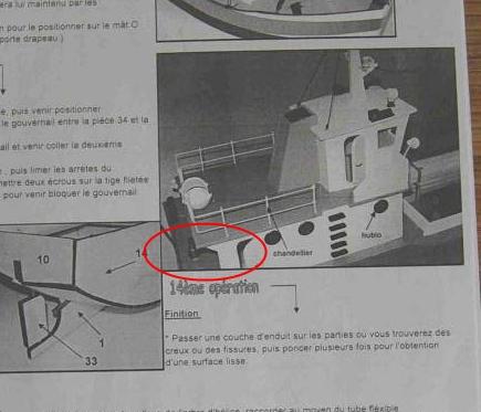 Mon caboteur Soclaine  - Page 2 626454gouvernail