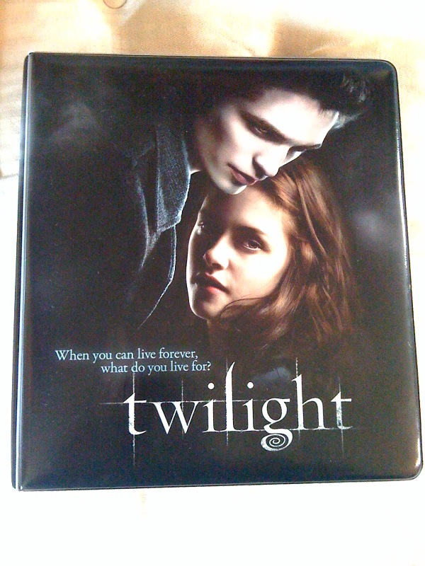 [Twilight] Prenium Photocards TOPPS - Page 6 6300classeur