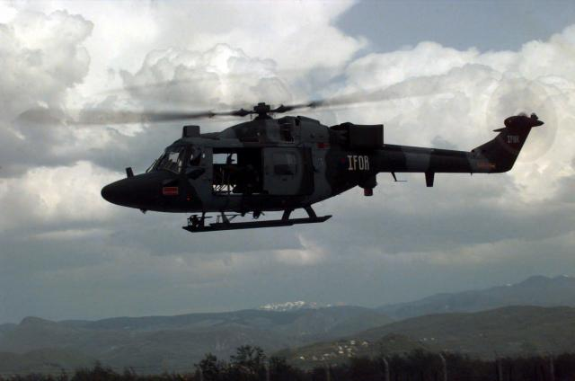 AGUSTAWESTLAND LYNX 642361Lynx_Hubschrauber_IFOR