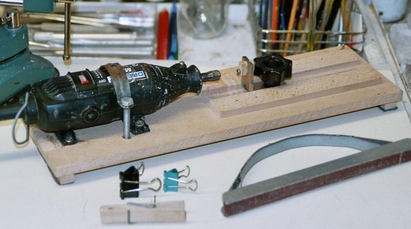 Comment usiner des mats pour les rendre coniques ou tourner des pièces en bois ou en métal 652895ateliertour