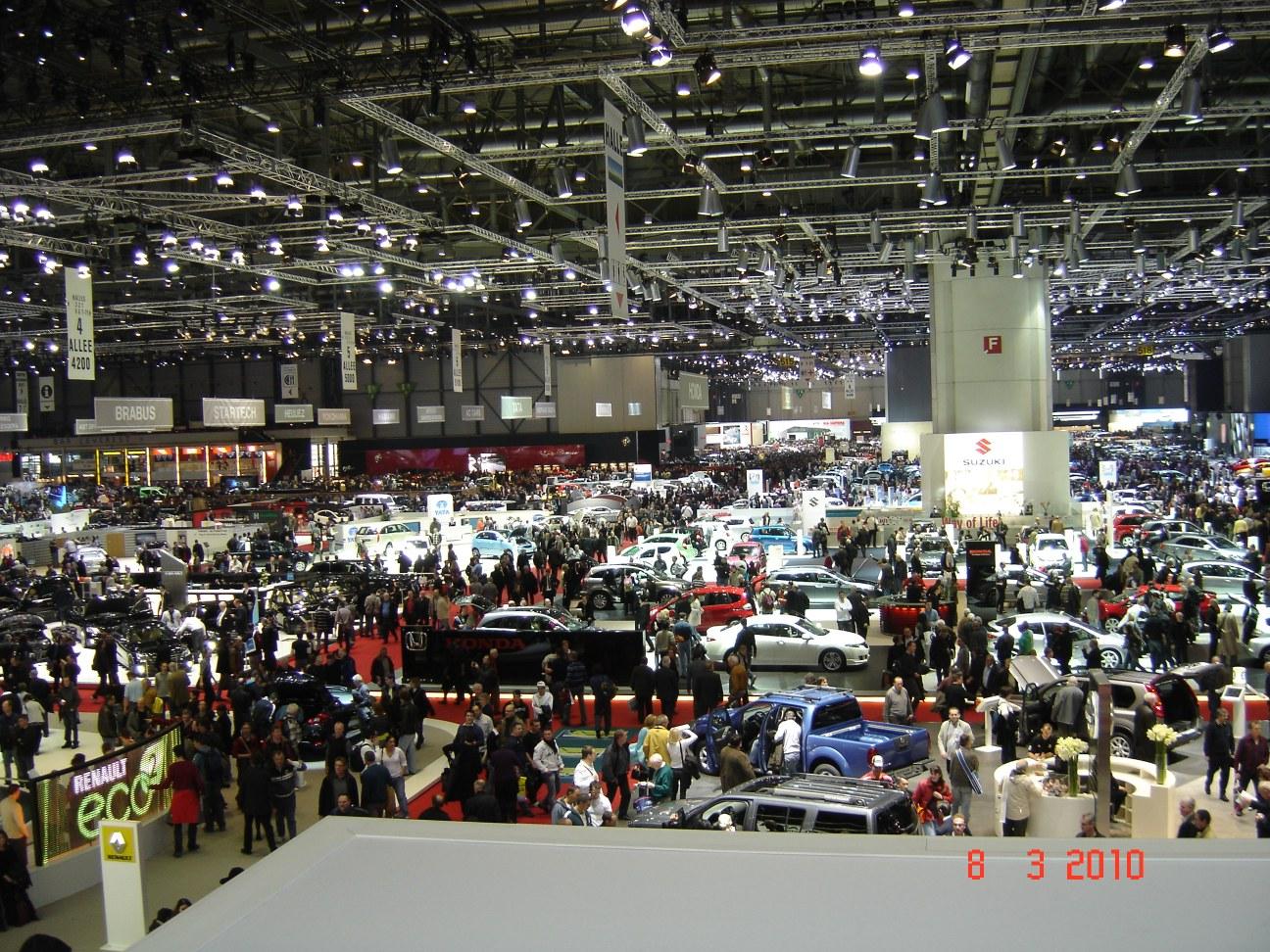 Salon de l'auto à Genève 653173DSC01031