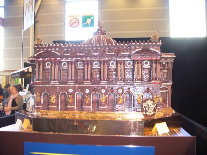 Le salon du chocolat à Paris 668905opera