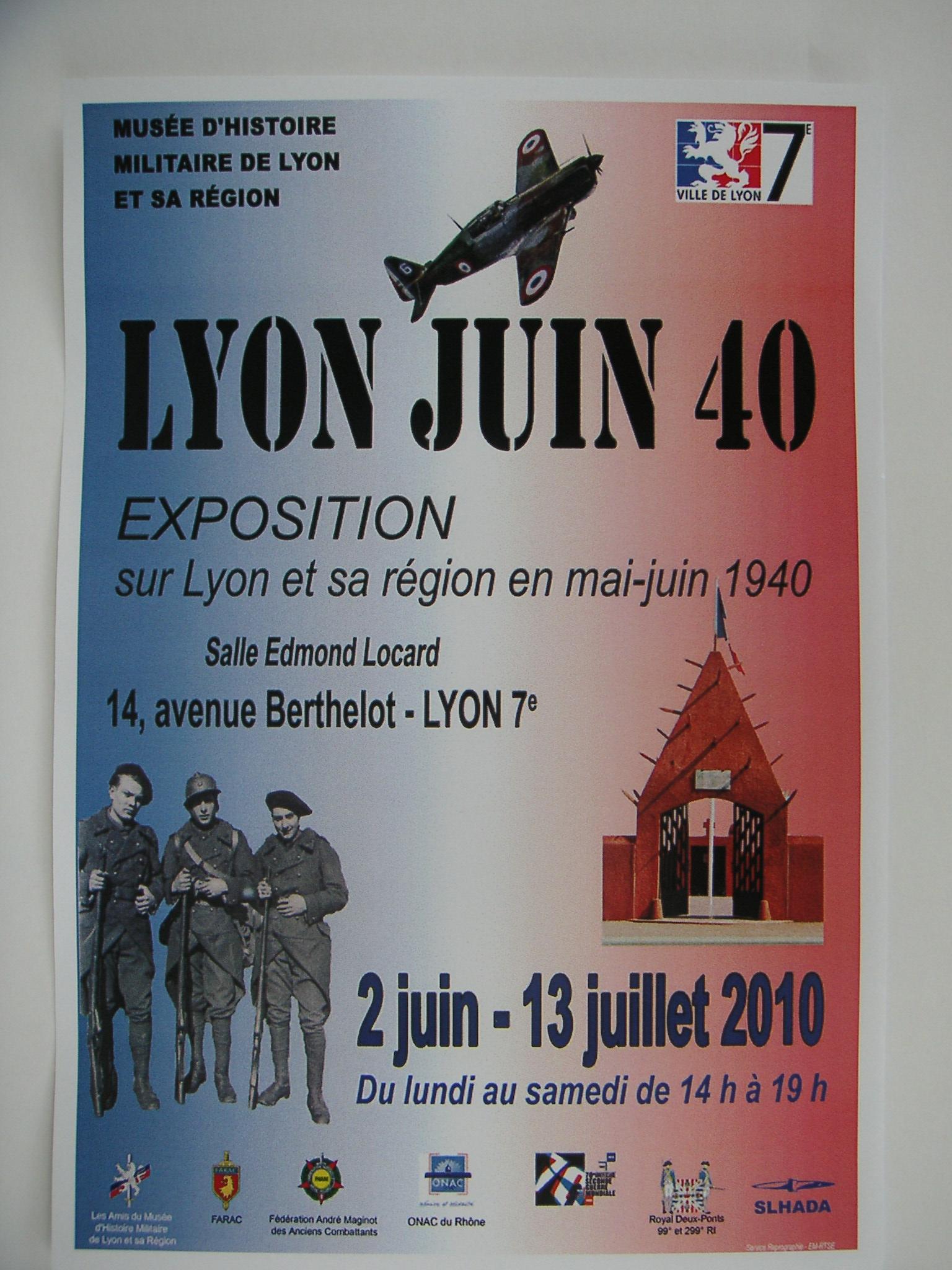 Lyon Juin 1940 670465PICT3409