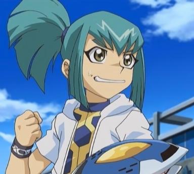 Les Personnages dans Yu-Gi-Oh! 5D's 681458Rua2