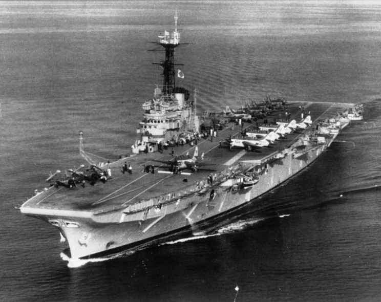 ROYAL NAVY PORTE-AVIONS CLASSE CENTAUR 695569HMAS_Melbourne_ex_HMS_Majestic