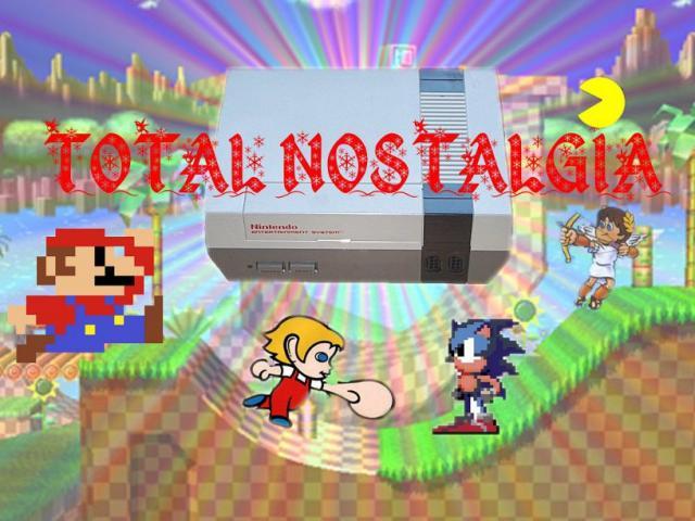 Total Nostalgia