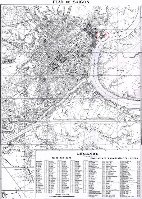 UNE MARINE FRANCAISE ALTERNATIVE - Page 10 715255PlanSaigon1947light