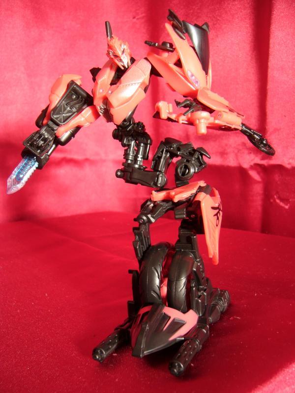 """Collection Nosfe """"Transformers & Hokuto No Ken & Cie"""" 723623Arcee_2_bot"""