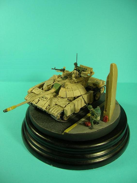 T-55 ENIGMA Irak 1991 - 1/72° 73059001