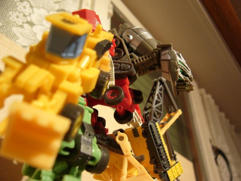 "Collection Nosfe ""Transformers & Hokuto No Ken & Cie"" 731557Devastator_proch"