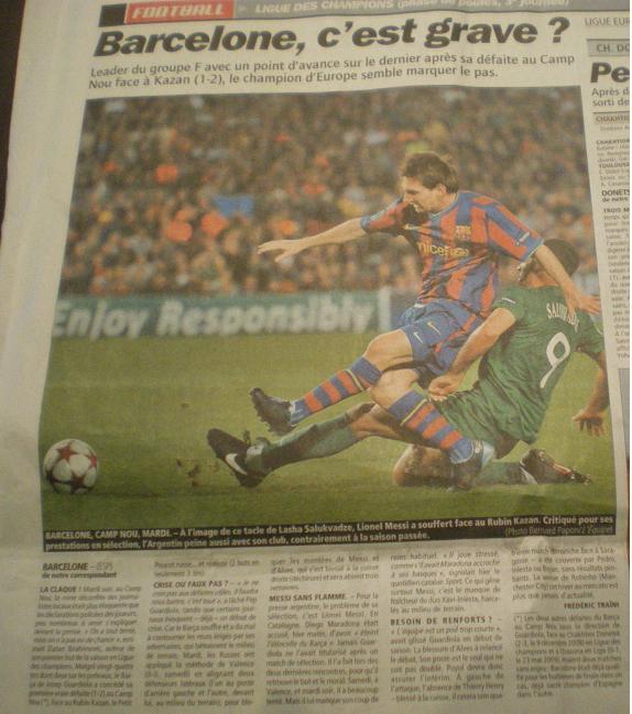 LES CATALANS DU FC BARCELONA DE MARC SABATES //*// - Page 2 733506IMGP8290