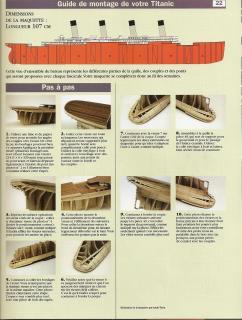 Construction  TITANIC 1/250 de Chez Amati - Page 4 733967page22