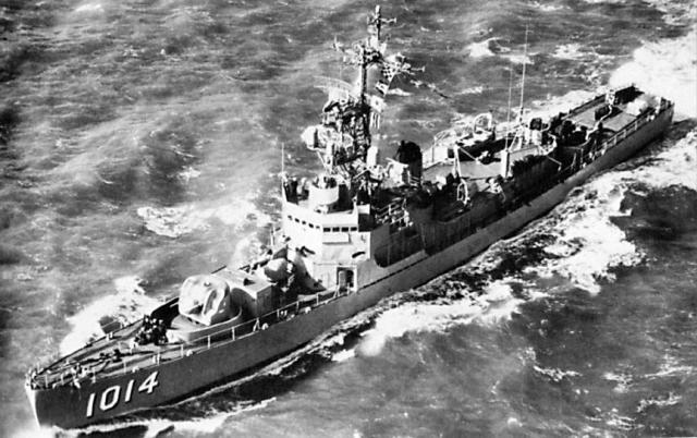 USN DESTROYERS D'ESCORTE CLASSE DEALEY 763033USS_Cromwell
