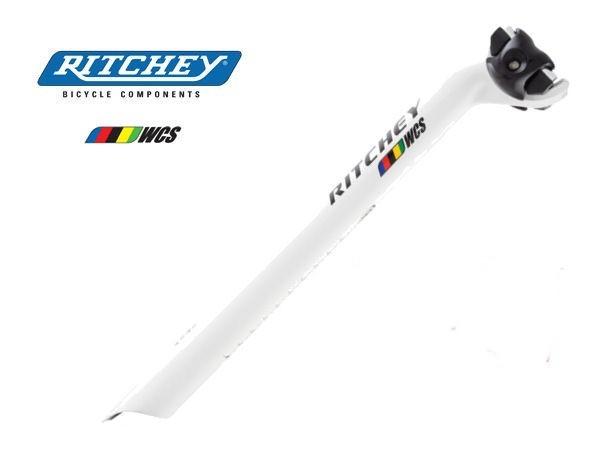 Ritchey 76453seatpost_ritchey_wet_white