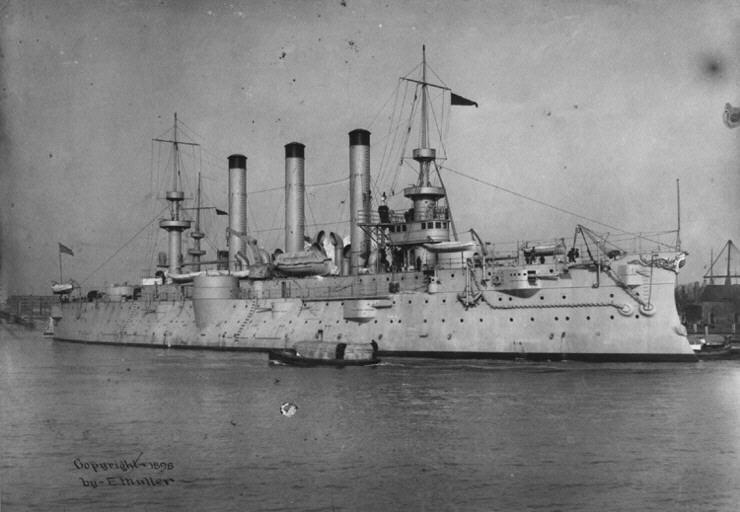 USN CROISEURS LEGERS CLASSE BROOKLYN 765498USS_Brooklyn_croiseur_cuirasse