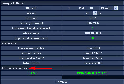 Décalage à la sonde 769439attaque4