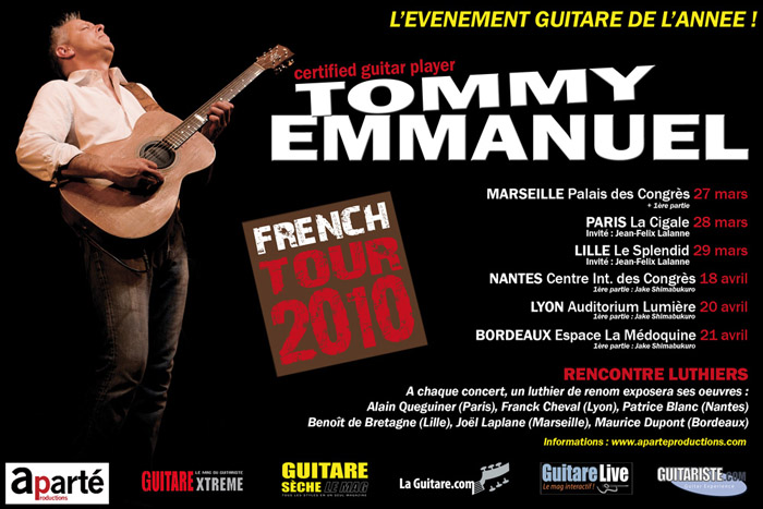 Tommy Emmanuel French Tour 2010 : tous les détails !!! 78327Pub_700_pxls