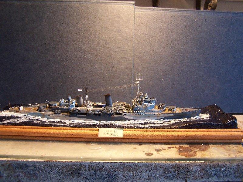 Un petit résumé de mon projet naval Airfix  1/600 783904hmsbelfast042