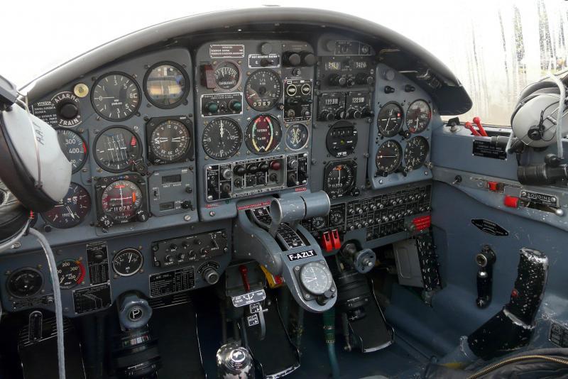 Concours Photos du mois d 'aout:Les Tableaux de Bord 79028520_Cockpit_du_Morane_Paris