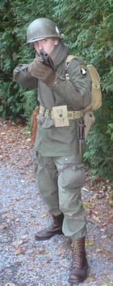 Moi en para (M43 pour Bastogne) 7947276