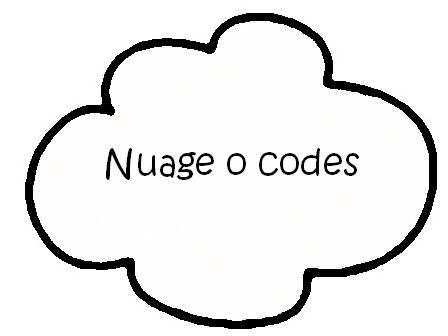 Nuage O codes