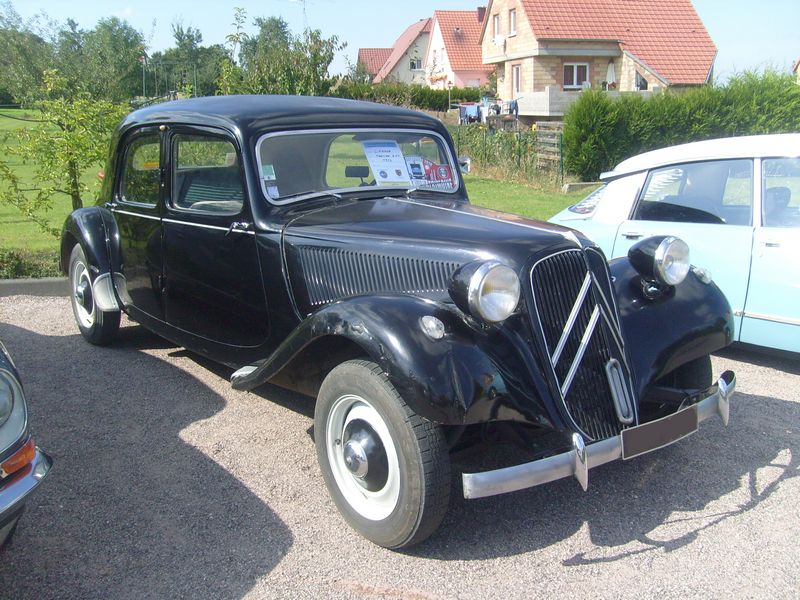 Zeinheim (67) 803503Citroen_Traction_1