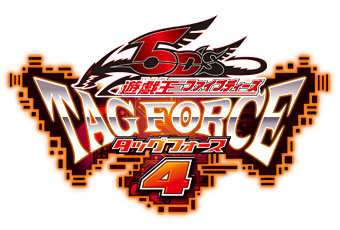 [Annonce] Yu-Gi-Oh! 5D's Tag Force 4 814860logo