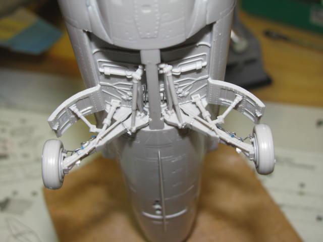 DUO: F-104N (NASA) + F-104G (BAF) Hazegawa 1/48  824568IMG_3559