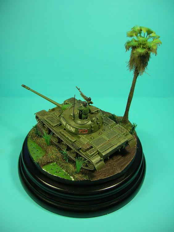 T-54 Nord-Vietnamien 1972 - 1/72° 8271403