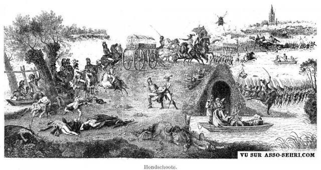 les campagnes de 1793 833624Hondschoote