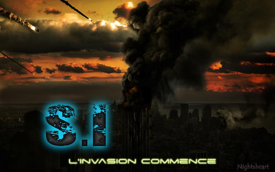 SI La Sombre Invasion