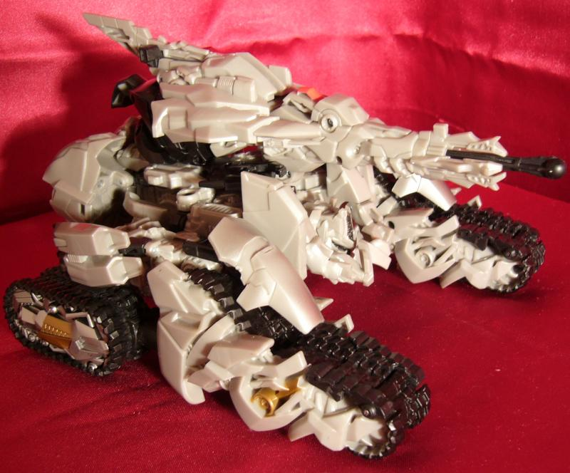 """Collection Nosfe """"Transformers & Hokuto No Ken & Cie"""" 834604Megatron_2_alt"""