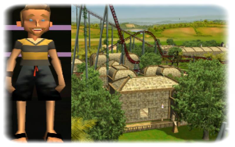 """Roller Coaster Tycoon Awards 2009  """"la grande finale"""" 841877Le_Flo"""