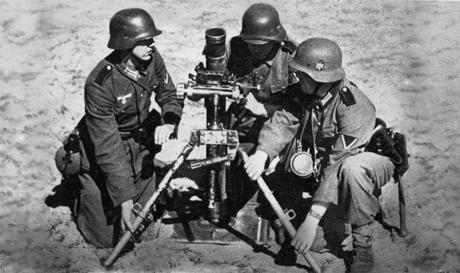Les armes de l'infanterie: Les mortiers. 851500347