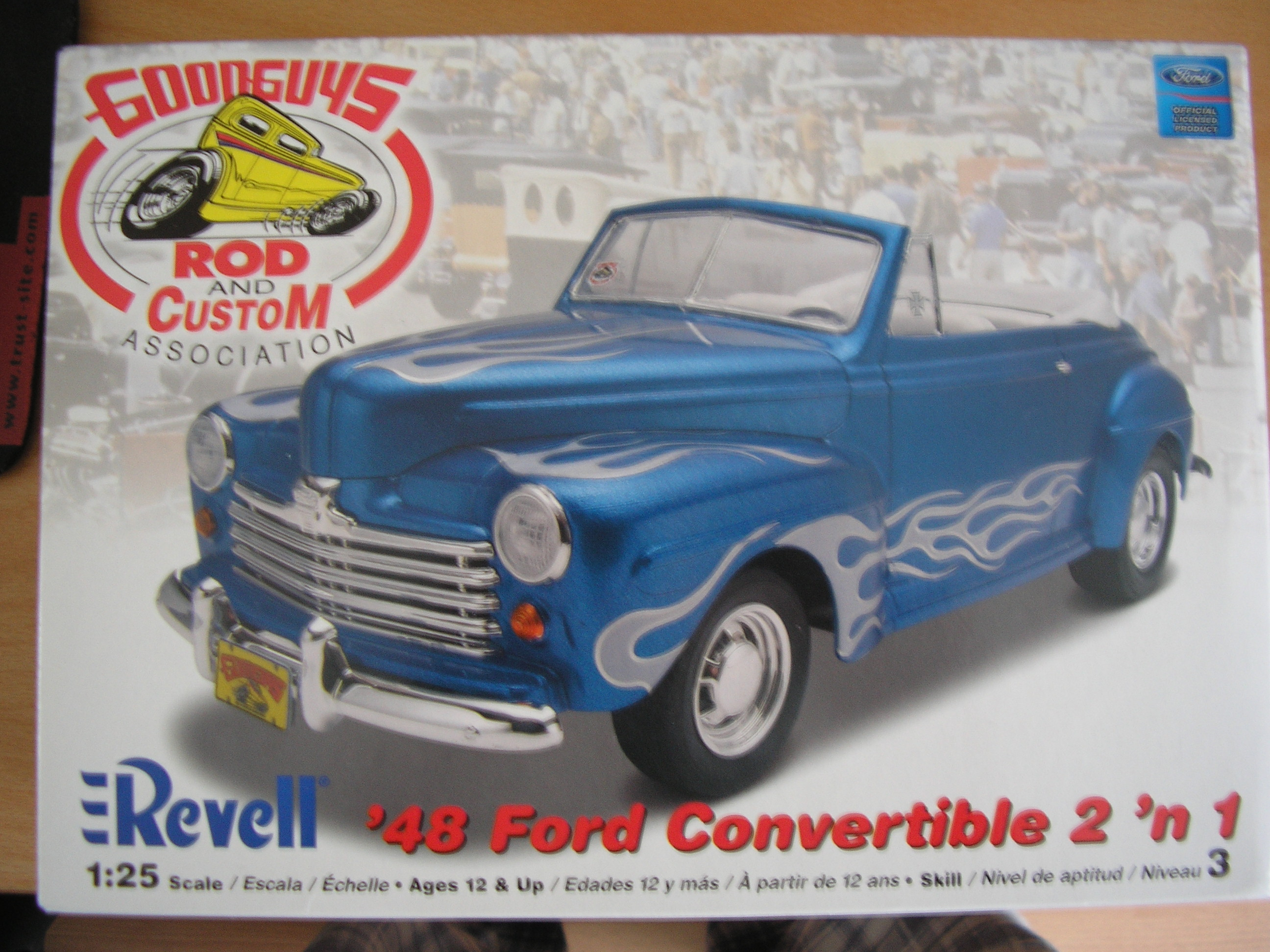 ford '48 convertible 851842P2203483