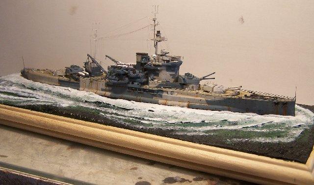 Hms Warspite airfix 1/600 - Page 5 862840hms_Warspite_106
